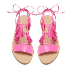 LF Saffron Ankle Wrap Sandal