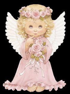 Gifs , Mensagens e Imagens :: Gifs de Anjos