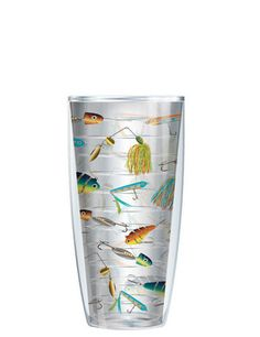 Fishing/Lake Tumbler -- Customize with your monogram or name! Makes a great gift for your Dad, Boyfriend, Hubby! by GoneGreek on Etsy