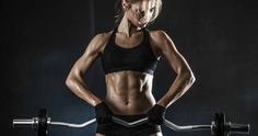 women weight lifters challenge stereotypes