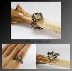 Melyor- wire wrapped ring by mea00 on deviantART