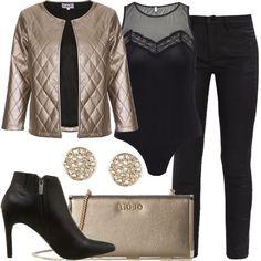 ccc753d39d70 Outfit adatto ad una uscita con gli amici o ad una cena romantica ...