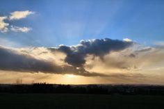 Sunset, Låsby