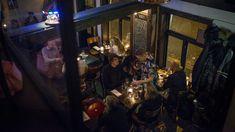 Restaurantanmeldelse av Bon Lío: Tapas-sensasjon Mango Salsa, Gazpacho, Ceviche, Dim Sum, Sashimi, Oslo, Tapas, Restaurant, Painting