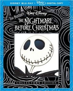 Amazon.com: The Nightmare Before Christmas [Blu-ray] + Digital Copy: L. Peter Callender, Randy Crenshaw, Judi M. Durand, William Hickey, Edw...