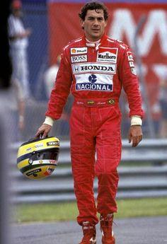 "f1pictures: "" Ayrton Senna Montreal 1991 """