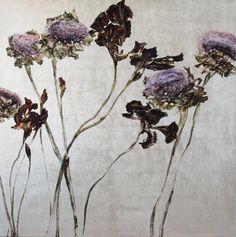 CLAIRE BASLER Peinture 053 - oil on canvas - 160x160cm