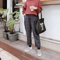 Casual Hijab Outfit, Ootd Hijab, Hijab Dress, Modest Fashion, Hijab Fashion, Girl Fashion, Fashion Design, Outfit Look, Modest Wear