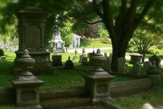 31....Mount Auburn Cemetery in Cambridge, Massachusetts