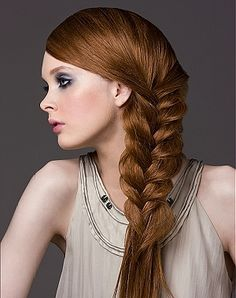 Love the fish tail!