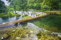 Pliva River, Jajce, Bosnia Mostar Bosnia, Boy Pictures, Bosnia And Herzegovina, Garden Bridge, Places To Visit, Ocean, Outdoor Structures, Lakes, Health