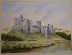 Kidwelly Castle Castles In Wales, Mount Rushmore, Mountains, Nature, Artwork, Travel, Naturaleza, Work Of Art, Viajes