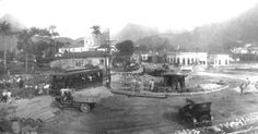 Praça do Jockey em 1926