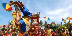 Frevo é expressão artística do Carnaval de Recife (PE)