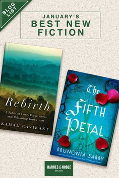 It's a brave new year and January's best fiction includes paranormal mysteries, gritty coming of age novels, emotionally resonant literary dramas, and good old-fashioned thrillers. Whether you're excited for new fare from your favorite bestselling authors or on the lookout for intriguing debuts, you'll find em here at B&N Today!