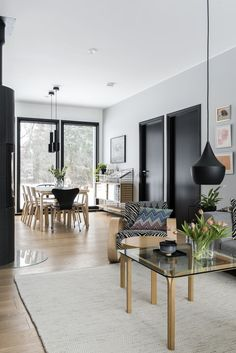 contemporary home decor ideas modern - superb tips and tracks to produce a comfy contemporary decor. Easy Home Decor, Home Decor Trends, Home Decor Styles, Cheap Home Decor, Decor Ideas, Contemporary Home Decor, Modern Decor, Interior Design Boards, Interior Decorating Styles