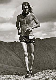 Anton Krupicka--Ultimate Direction Ultra Runner