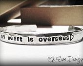 You Get Stronger. Military quote. deployment by AtEaseDesigns