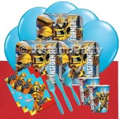 Transformers Classic Party Pack