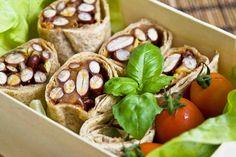 Kanapka tortilla #smacznastrona #omnomnom #food #vege #healthy #tortilla #dinner #mniam