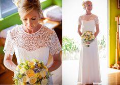 Real Bride Donna & Al   Dress - Liah Roebuck Bridal www.facebook.com/LiahRoebuckBridal   Photography- Freeze Frame Fotographics Freeze, Custom Design, Gowns, Bride, Facebook, Wedding Dresses, How To Wear, Handmade, Photography