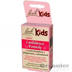 Bach Flower Remedies Kids Confidence Remedy - 10 ml $14.29