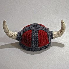 Viking Hat...Adam would love. Pattern available on Etsy. Could try and make my own :)