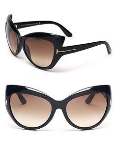 Tom Ford Bardot Sunglasses | Bloomingdale's