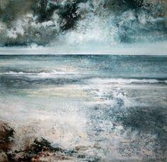 'The Softness and the Brightness' Acrylic on Paper 67 x 69 cm   http://www.beauxartsbath.co.uk/Edmondson%2010/images2014/The%20Softness%20&%20the%20Brightness%20(67%20x%2069cm).jpg
