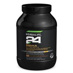 Bebida de alto valor proteico y de recuperación para su uso después de entrenamiento de fuerza.