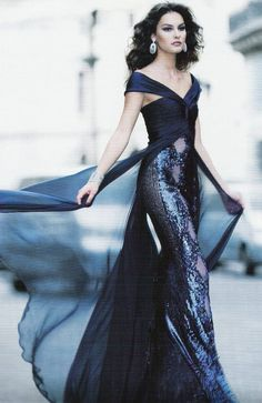 Evening gown, couture, evening dresses, formal and elegant Zuhair Murad