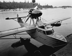 Boeing flying boat