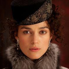 Inspiration: Kiera Knightly as Anna Karenina #BRAnnaK