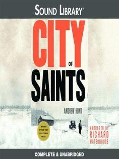 New eAudiobook: City of Saints by Andrew Hunt