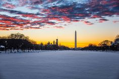 D.C. area forecast: A chilly week with two chances of precipitation - The Washington Post