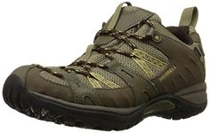 Merrell Women's Siren Sport 2 Waterproof Hiking Shoe: This tough hiking shoe features a waterproof membrane that keeps water out while allowing for breathability on the trails. Trekking Outfit, Trekking Shoes, Backpacking Boots, Mountaineering Boots, Best Hiking Shoes, Yellow Boots, Hiking Boots Women, Hiking Pants, Trail Shoes
