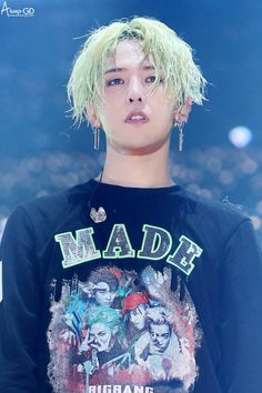ameverything... — fybig-bang: 170108 G-Dragon @ BIGBANG 0.TO.10... (Top Bigbang Pink Hair)