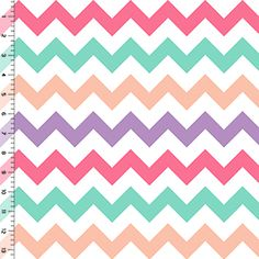 Fabric Source: chevron cotton jersey knit; lots of color choices Good for baby blankets!