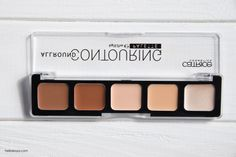 Allround Contouring Palette by Catrice