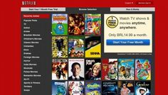 Home Entertainment Streaming with Netflix Article: http://www.digitallanding.com/netflix-plans/