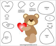 Molde de Ursinho para Feltro EVA e Artesanato 6, molde urso, moldes de animais, moldes, vetor urso, shape urso, vetores de animais, freebe urso, freebe urso, urso molde, imagem urso, arquivo editável urso, imagem urso em png, pdf urso, molde para eva, molde para feltro, molde para patchwork, molde para artesanato, vetores, modelos de artesnato, figura urso, template urso, gabarito urso, molde de urso para imprimir, molde de urso para pintar, como fazer molde de urso, apostila molde de urso…