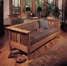 arts and crafts mission sofa and chair woodworking plan indoor home rh pinterest com