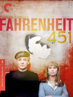François Truffaut n°5 - 1966 - Book - Fahrenheit 451