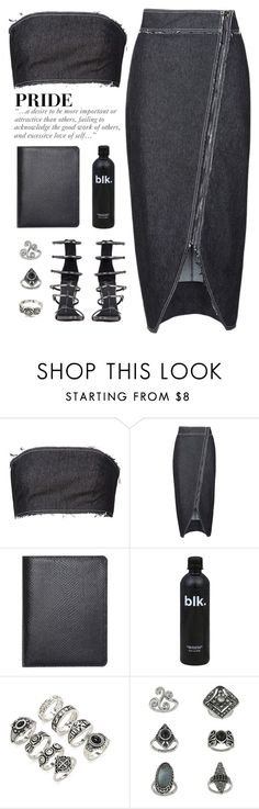 """"""". . ."""" by queenbrittani ❤ liked on Polyvore featuring Kalmanovich, Barneys New York, Forever 21, Topshop and Giuseppe Zanotti"""