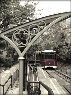 Peak Tram Station #hongkong #hk