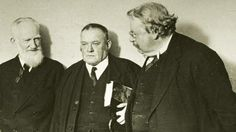 'Chesterton, Shaw, and the Effect of Laughter on Insult', by Marc 'Bad Catholic'