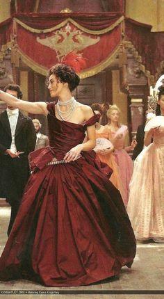 Anna Karenina 2012 | #CostumeDesign: Jacqueline Durran | Keira Knightley as Anna