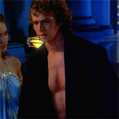 """It was only a dream."" - Anakin's nightmare about Padmè - Star Wars Episode III: Revenge of the Sith"