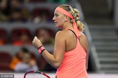 10/7/16 Petra knocked out of WTA Finals Contention. First time since 2010 the Czech missed out -  qualifies for WTA Elite Trophy (Zhuhai)... Via Super Sport Blitz ·    No. 8 seed Madison Keys battled past 14th seed Petra Kvitova 6-3, 6-7, 7-6 to progress to the semi-finals of the #ChinaOpen #SSTennis