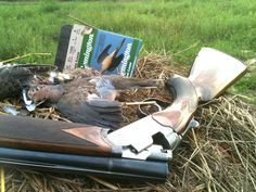 The boys took this on their dove hunt. Love those southern gents of mine!